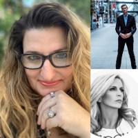 Miranda SpigenerSapon and her representatives Karen Patmas Literary AgentNational Talent LA  Will McPherson ManagerM3 Lit Management