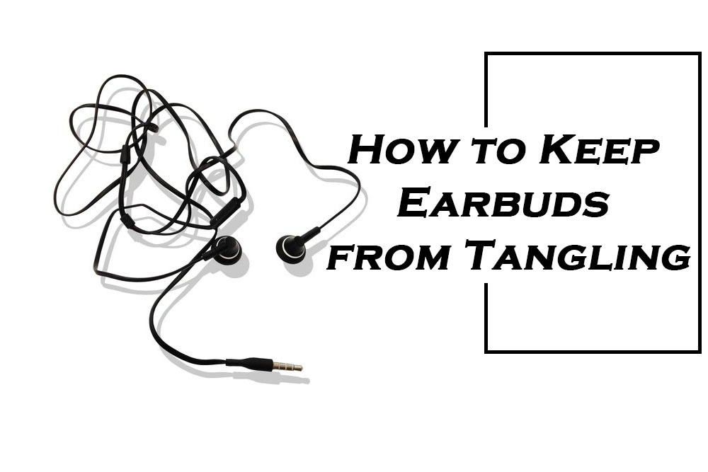 The Genius Ways To Keep Your Earbuds from Tangling