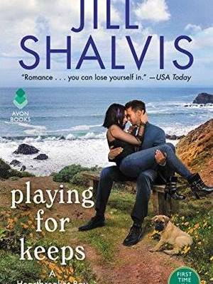 Blog Tour & Review: Playing for Keeps (Heartbreaker Bay #7) by Jill Shalvis