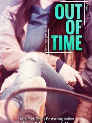 In Review: Out of Time (Out of Line #2) by Jen McLaughlin