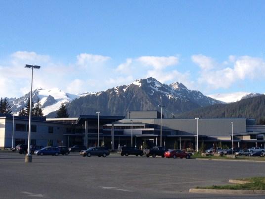 Thunder Mountain High School. (Photo by Lisa Phu/KTOO)
