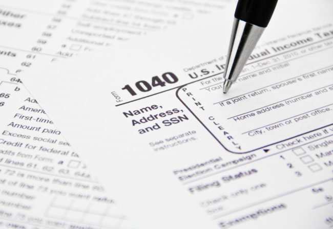 Expired Federal Deduction for Sales Taxes Matters Most for