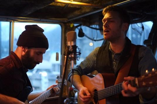 Dan DeSloover and Dan Kirkwood of Goldwing
