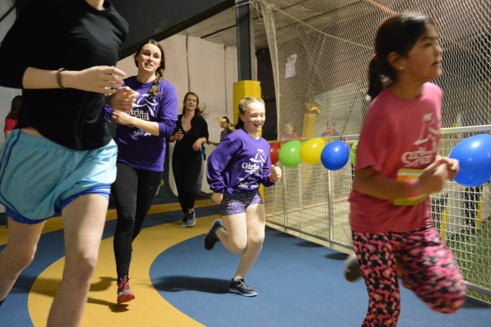 The Girls on the Run and Boys Run 5K is at the Field House on Saturday. (Photo courtesy of Girls on the Run)