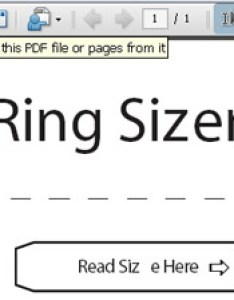 Print the ring size chart also guide rh christianjewelry