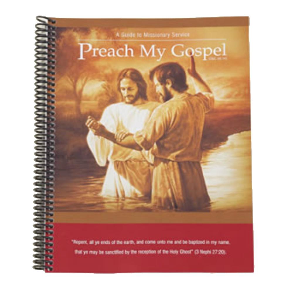 Preach My Gospel In Manuals LDS PREACHMY