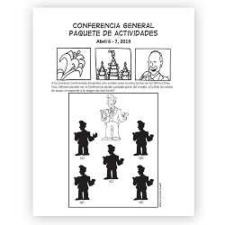 FREE General Conference Printables and Related Products