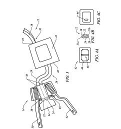 us 7029312 b2 double male two prong electrical connector apparatus wiring a 4 prong plug to a 3 prong plug along with patent us7029312 [ 2560 x 3300 Pixel ]