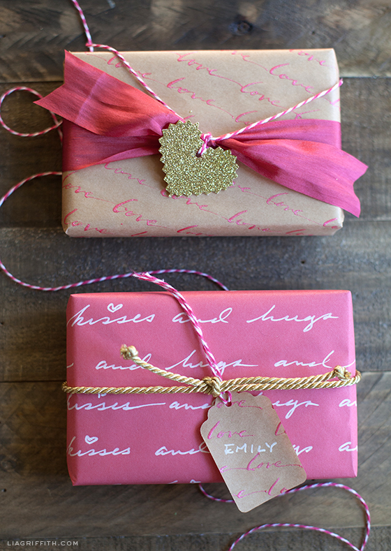 diy personalized love letter