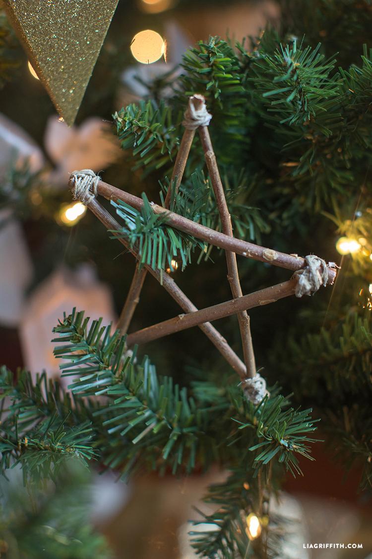 Scandinavian Christmas Ornaments Diy