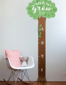 Printable height chart sponsoredby fiskars kids also for lia griffith rh liagriffith