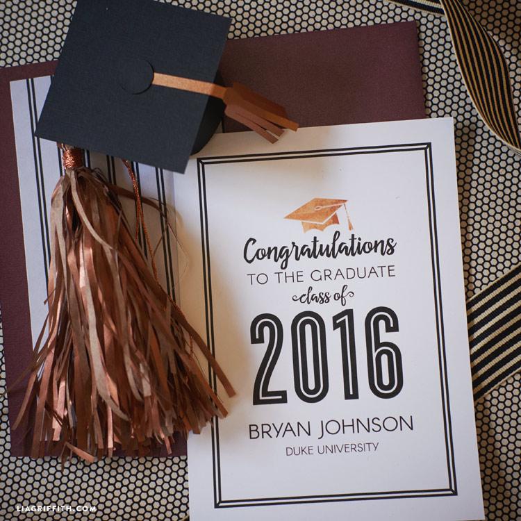 printable graduation announcements for