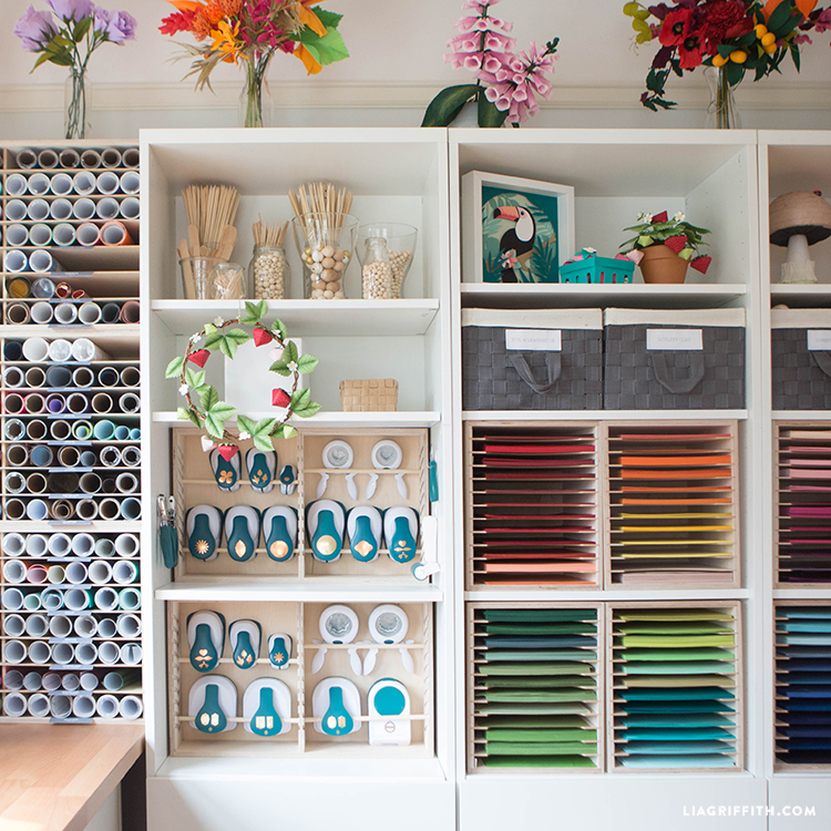 These Craft Room Storage Ideas Can Help You Stay Organized