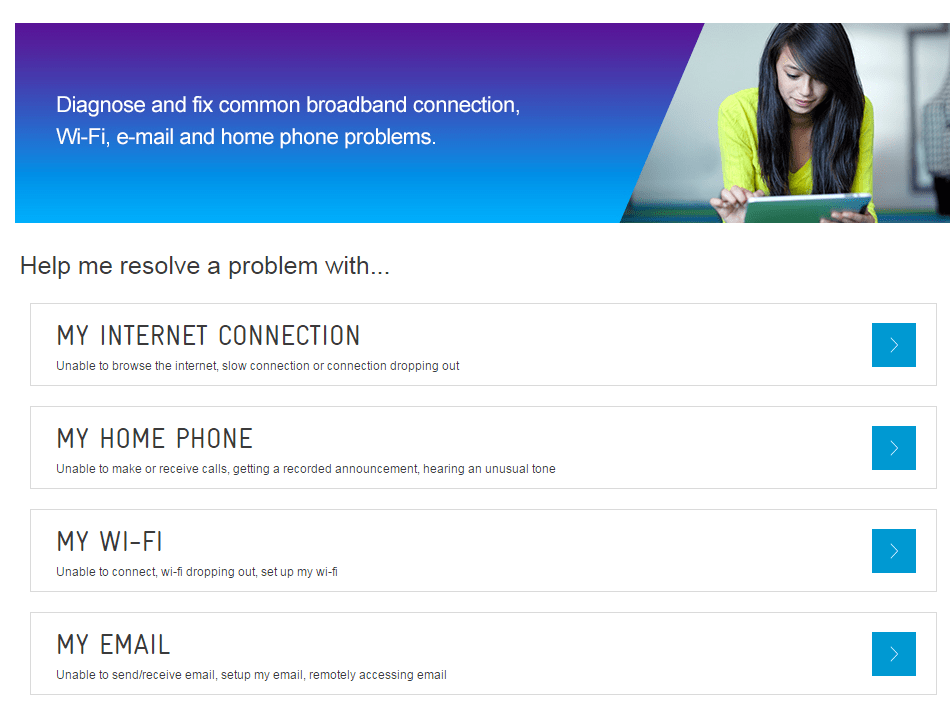 How To Use the Telstra Troubleshooting Tool - Telstra Crowdsupport - 654676