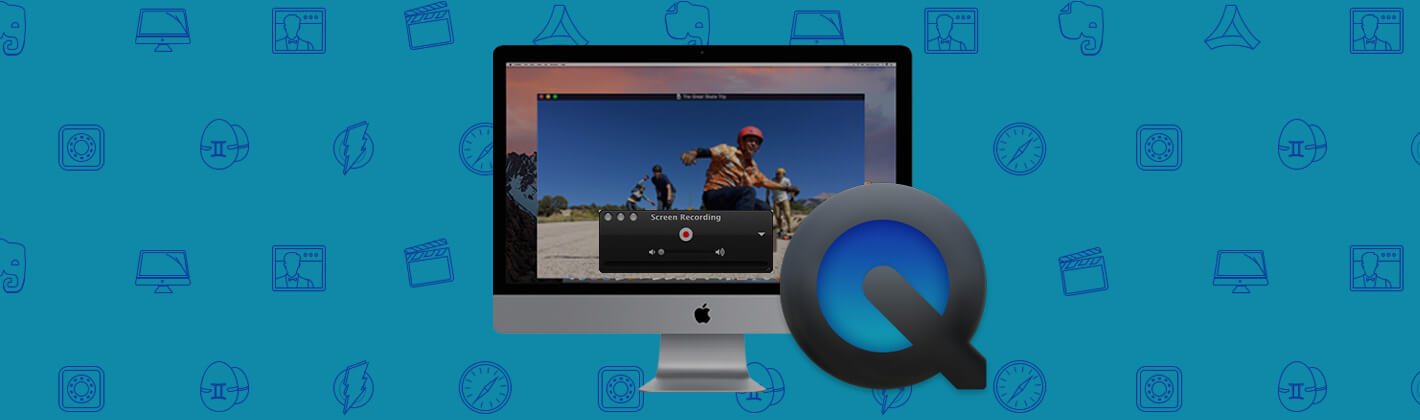 How to make Screen Recording with QuickTime on Mac