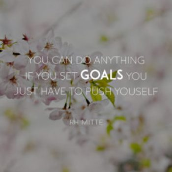 Why Setting Goals is Important