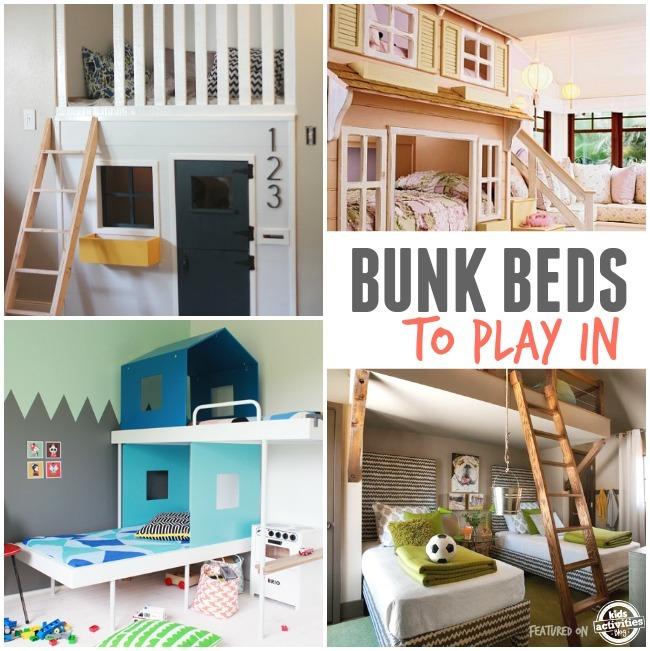 40 BUNK BEDS FOR KIDS Kids Activities