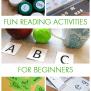 10 Fun Reading Activities For Beginners Kids Activities