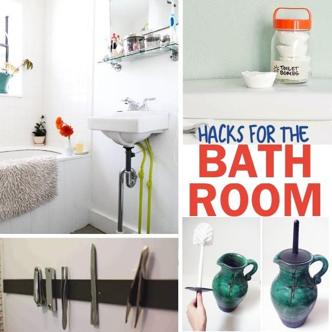 GENIUS BATHROOM HACKS AND TIPS  Kids Activities