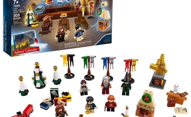 Lego Advent Calendar 2019 Revealed And Available For Pre