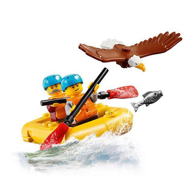 60202 Outdoor Adventures Rafting