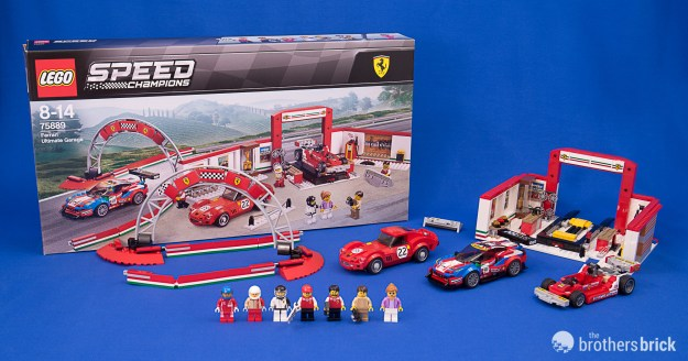 75889 Ferrari Ultimate Garage-40