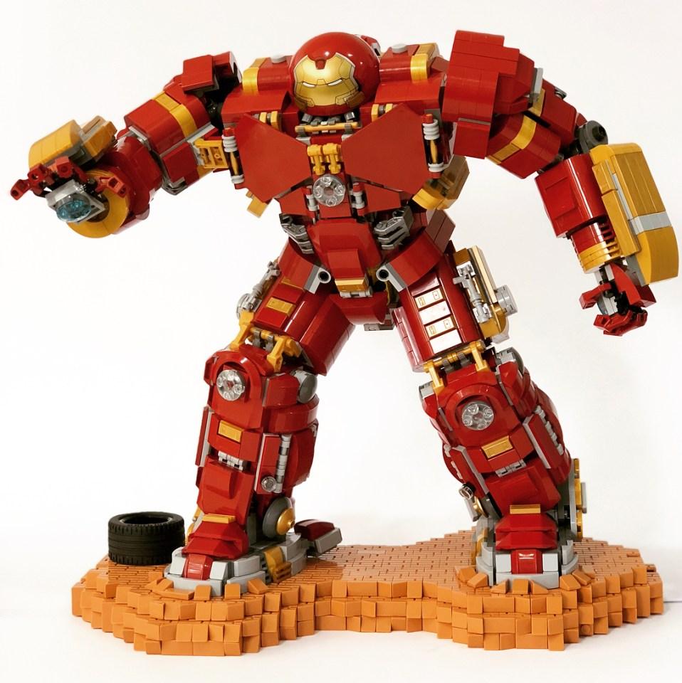 HulkBuster Henry Pinto