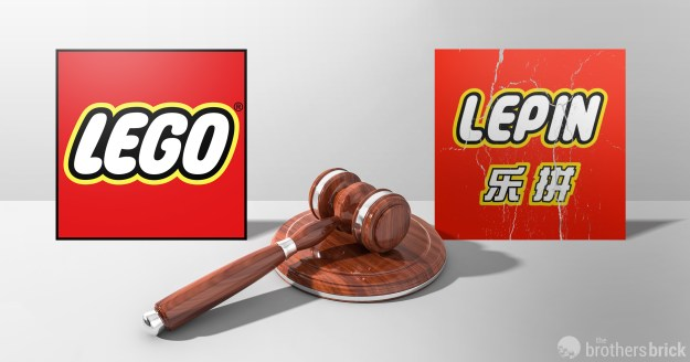 LEPIN ordered to stop making and selling LEGO imitation products by Chinese court [News]