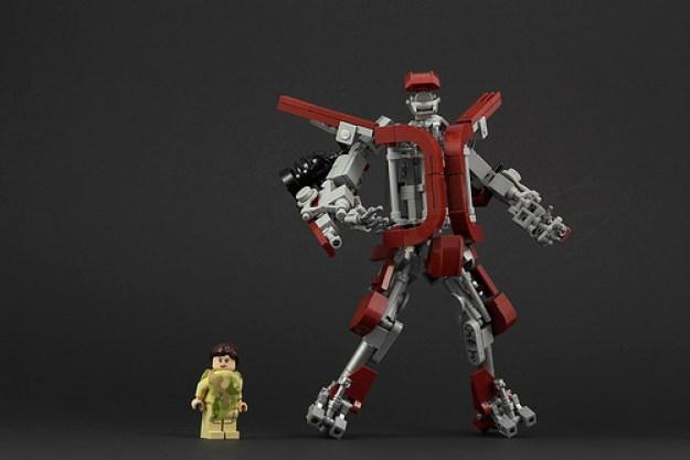 Rey's Transformer