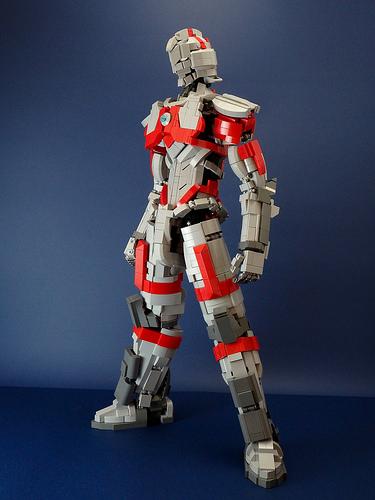 Ultraman by Jan Lego