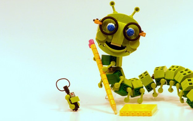 Geeky Caterpillar