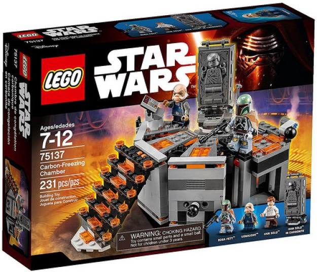 75137 Carbon-Freezing Chamber
