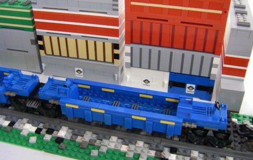 Swoofty's railcars