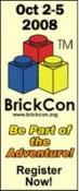 Register for BrickCon 2008