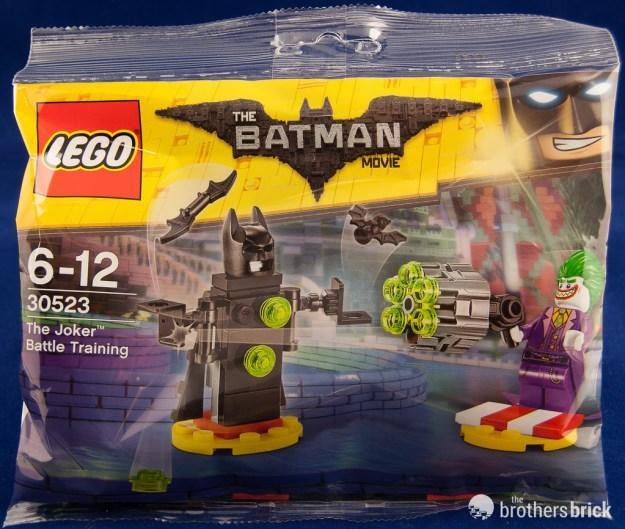 30523 The Joker Training Battle