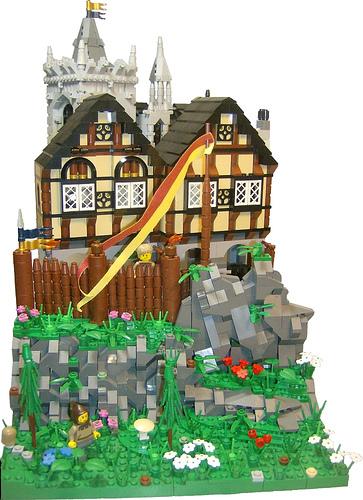 Daniel's Castle Scene