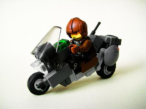 Spook's Bike