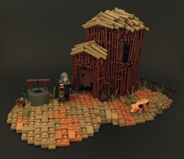 A Weathered Lodging