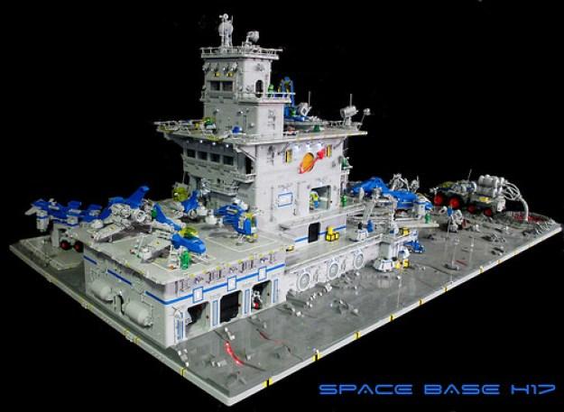 Space Base H17