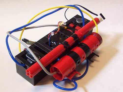 Lego Bomb Dynamite