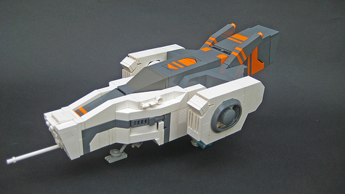 Cissonius Dropship