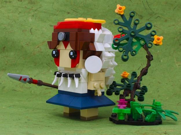 LEGO Studio Ghibli