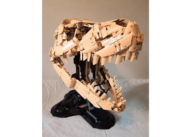 Tyrannosaurus Rex Skull [1:2]