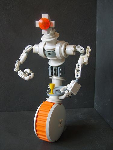 Lego Slave Droid Servant