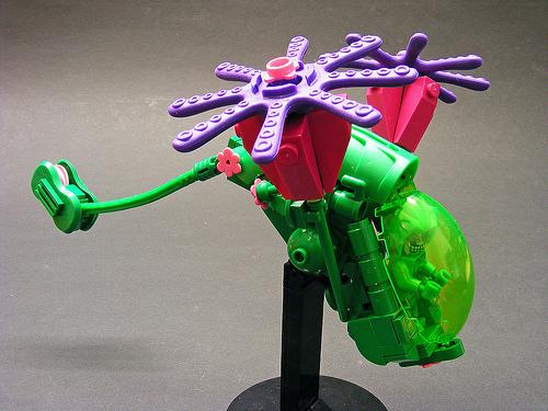 Flower Power VTOL