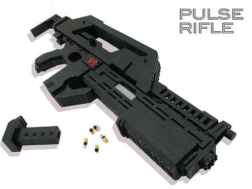 M41A1 PULSE RIFLE