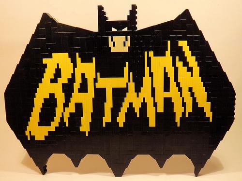 Vintage Batman Logo