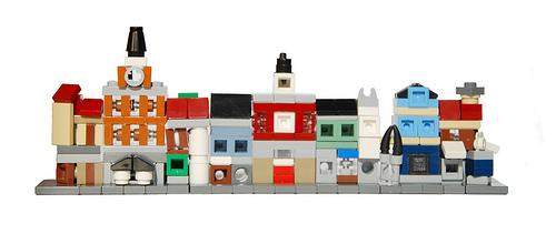 Nano Modular Buildings