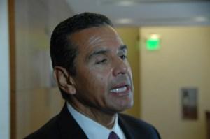 Alcalde Antonio Villaraigosa. (Foto José Ubaldo/El Pasajero).