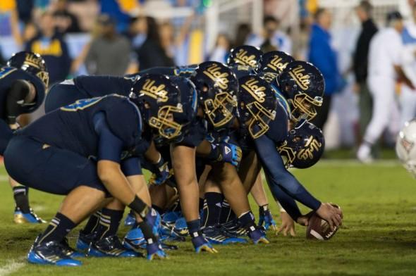 Foto de la página de Facebook del equipo de fútbol de UCLA